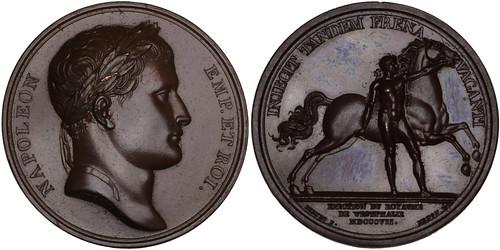 Napoleon I Westphalia Medal