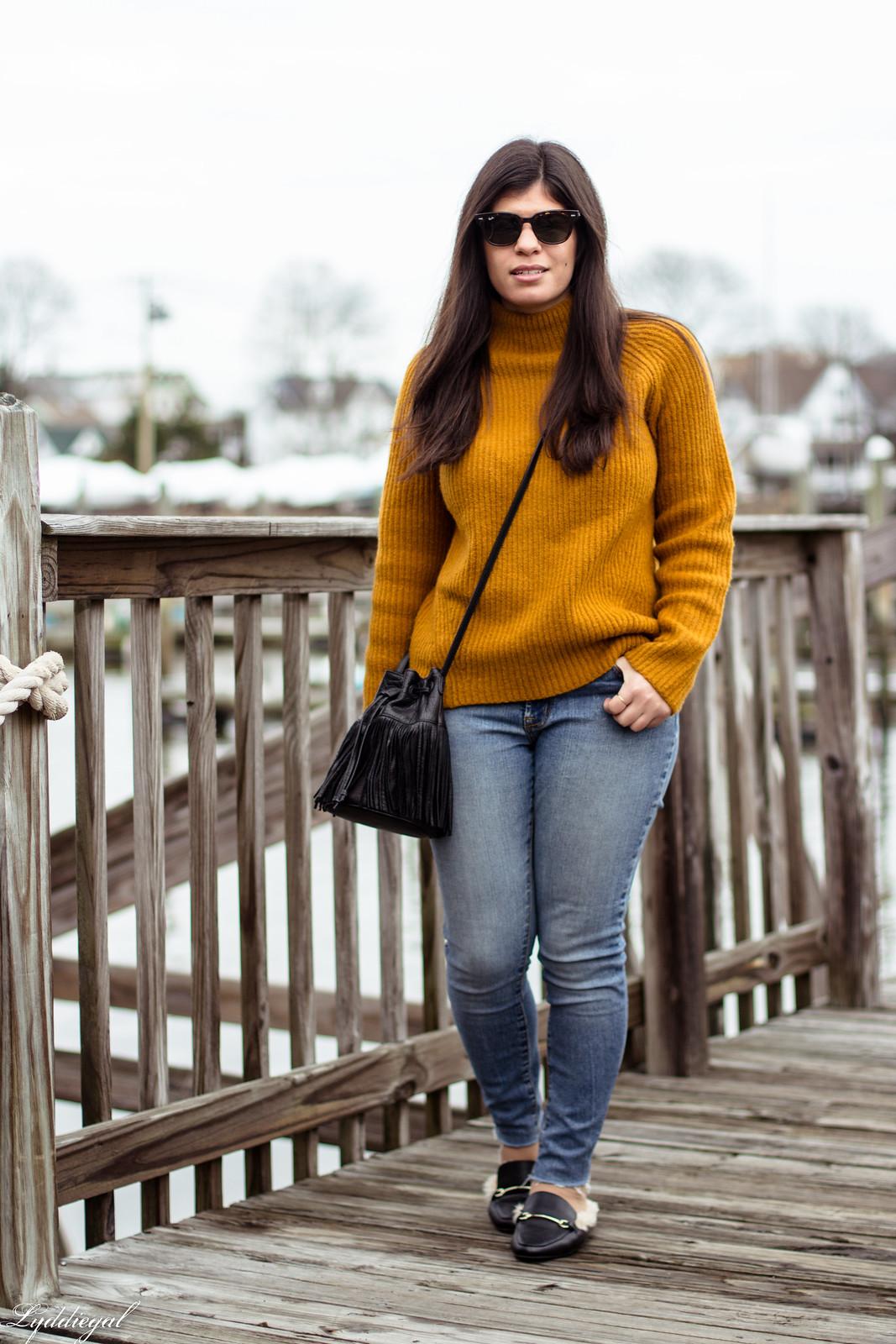 orange sweater, fringe bag, fur trimmed mules-13.jpg
