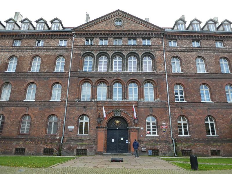 The Polish Post Office, Gdansk