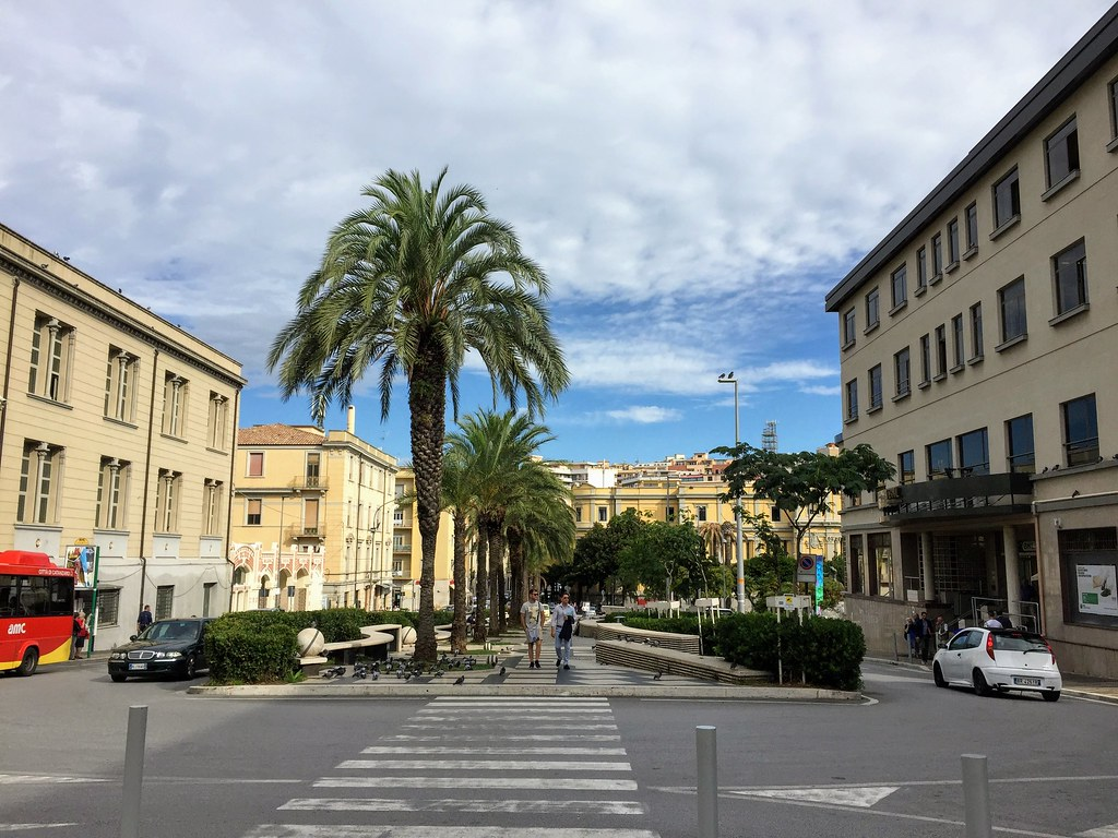 Center of Catanzaro