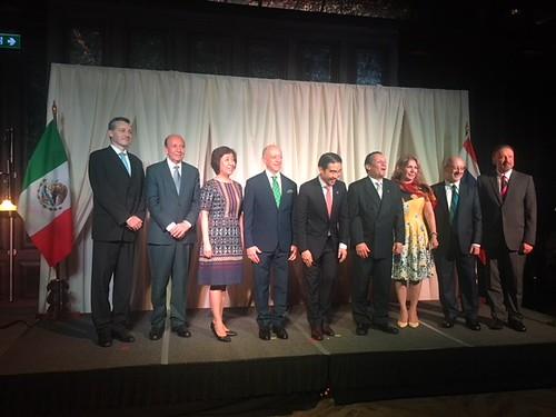 Apertura de Consulado Honorario de México en Rayong Tailandia