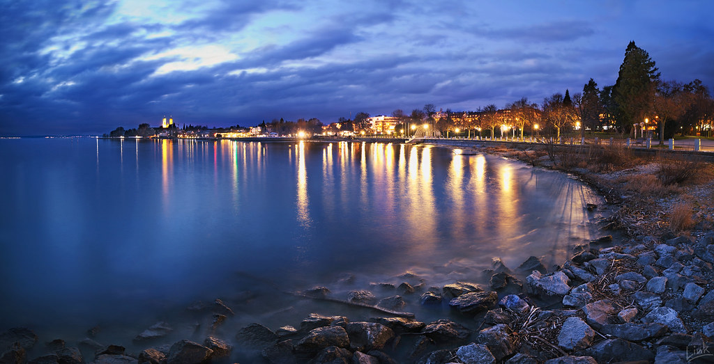 Promenade Friedrichshafen
