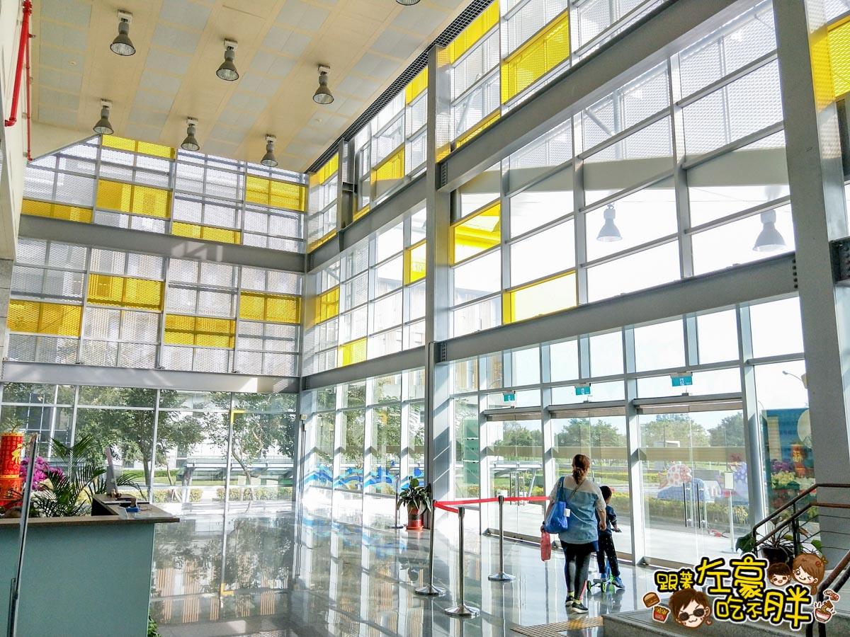 屏東生技園區國際級水族展示廳-47