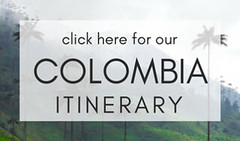Colombia itinerary button. Click here for our Colombia itinerary.