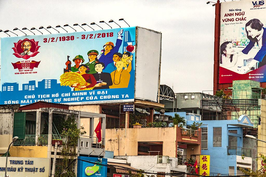 Phu Lam scene--Saigon