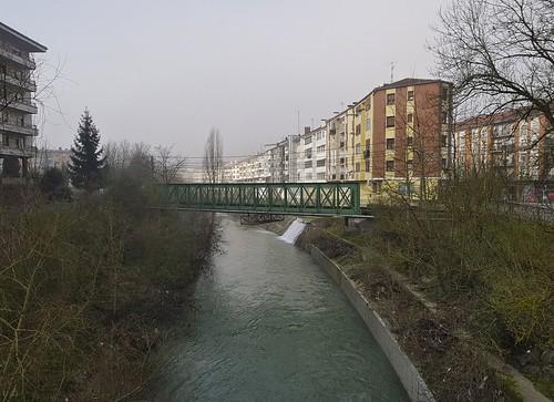 Río, puente