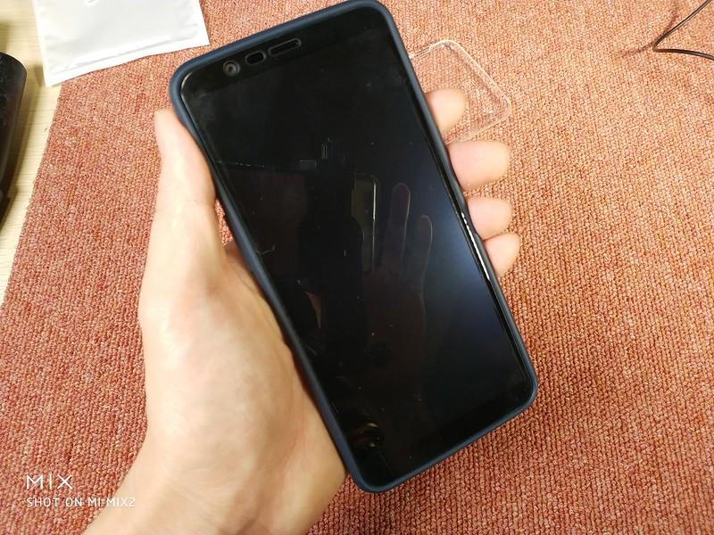 OnePlus 5T ケース 保護ガラス (22)