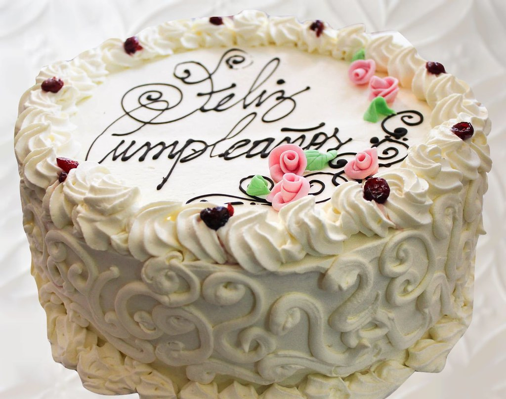 Tortas tradicionales de Omi Gretchen - Torta