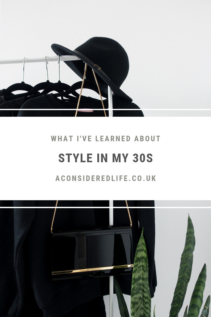 What I've Learned About Style In My 30s