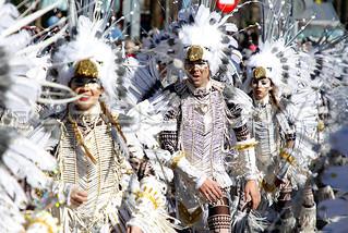 Desfile de Carnaval 2018. 11/02/2018