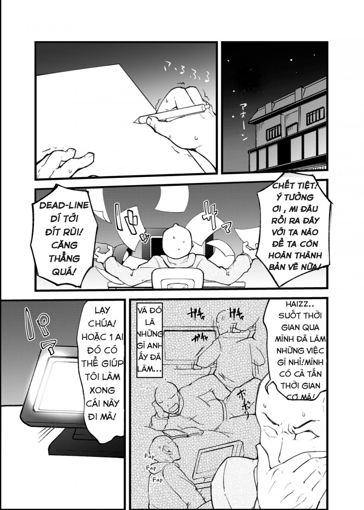 Hình ảnh  trong bài viết Bunretsu Shiyou ga Akuma de Tenshina 3-Gou Kun