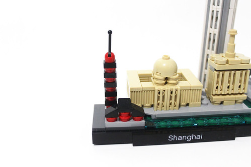 LEGO Architecture Shanghai (21039) Review - The Brick Fan | The ...