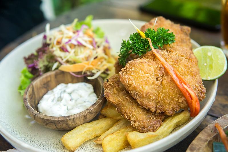 Nook - Fish Chips