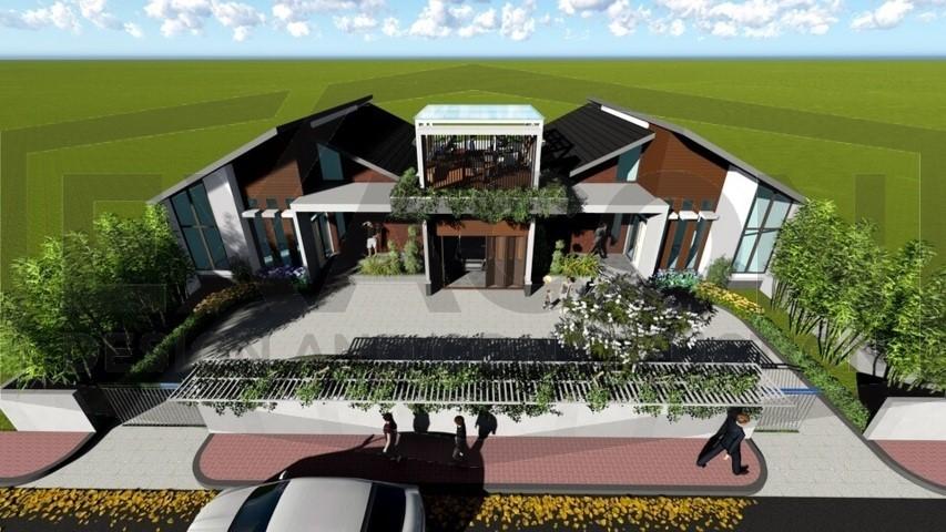 Proyek II Rumah Minimalis Modern Bapak Rafa - Depok 9 EXACON, Jasa Renovasi Bangunan di Tangerang, Jasa Renovasi Bangunan di Bogor, Jasa Renovasi Bangunan di Jakarta