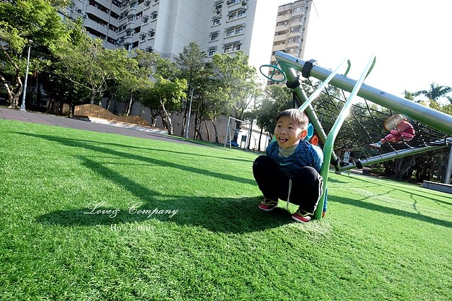 【台北特色公園】萬芳四號公園、萬芳六號公園8