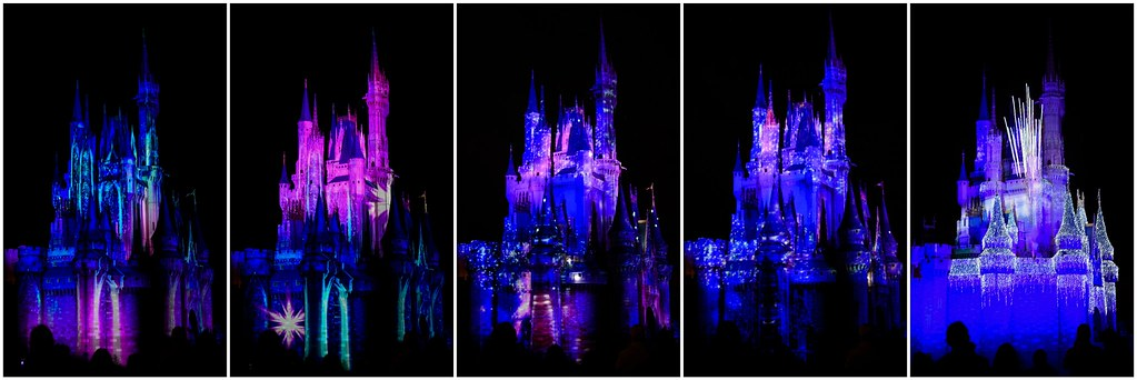 castle lighting