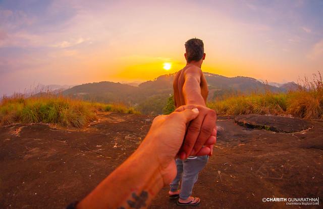 Sunset Sri Lanka - Kandy