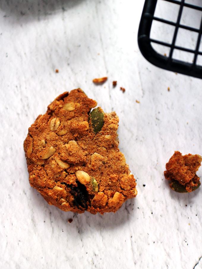 全素豆渣燕麥餅乾 vegan-okara-oatmeal-cookies (6)