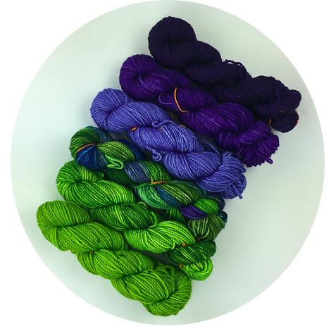 Dragonfly Fibers Yarn