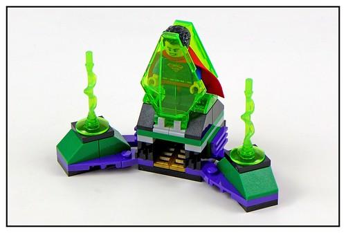 LEGO DC SuperHeroes 76096 Superman & Krypto Team-Up 11
