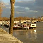 Crue Port des Champs Elysées