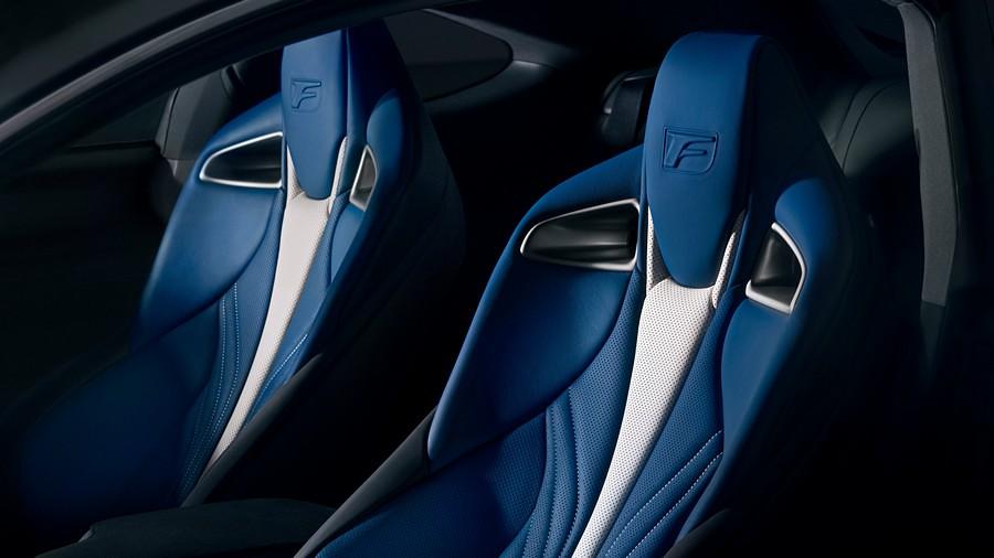 Lexus RC F, GS F 10th Anniversary 3