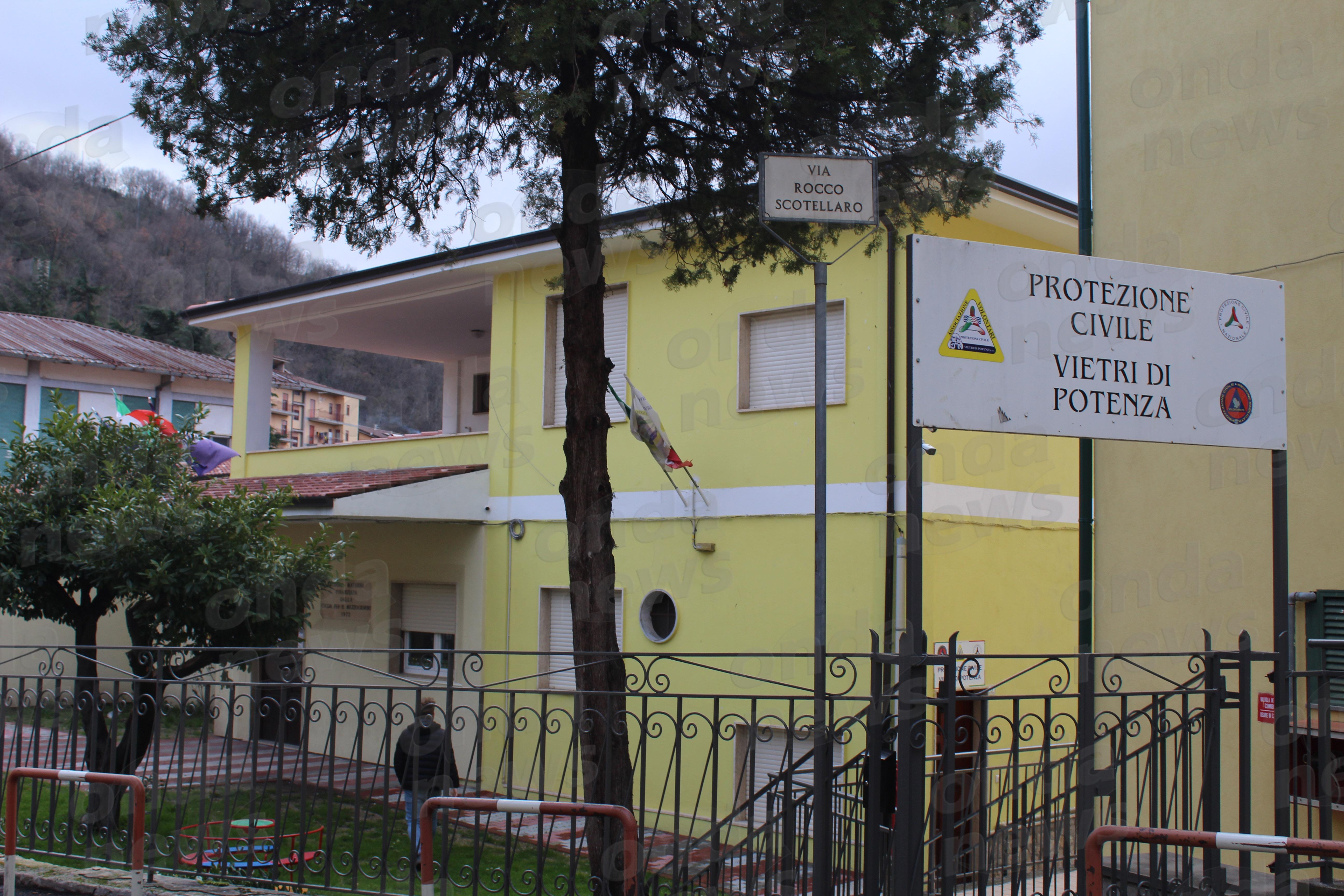 Sede Protezione civile e SCUOLA DELL'INFANZIA STATALE