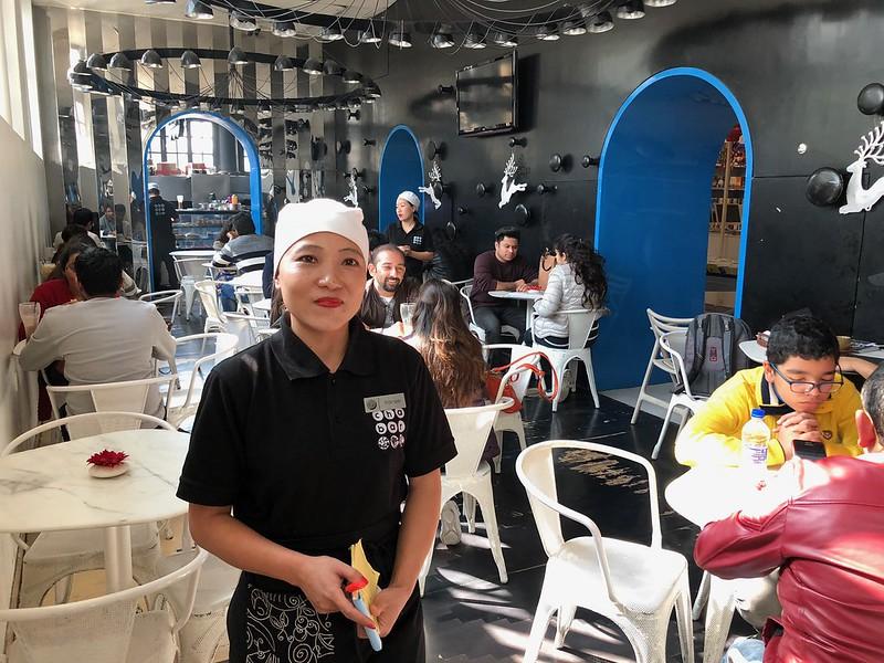 Mission Delhi - Doibila, Oxford Cha Bar