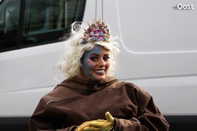 Carnavalsoptocht in Raalte