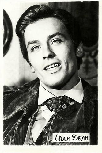 Alain Delon in Il Gattopardo