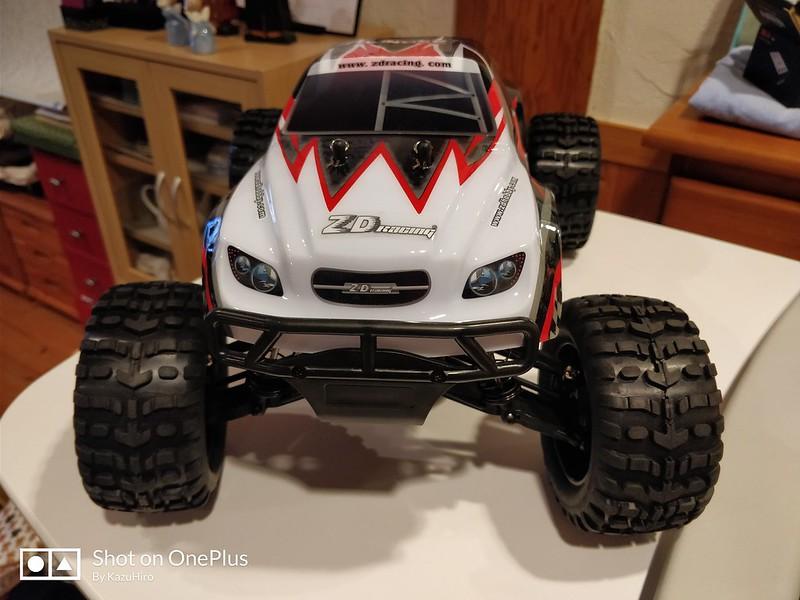ZD Racing 10427 ラジコンカー 開封レビュー (40)