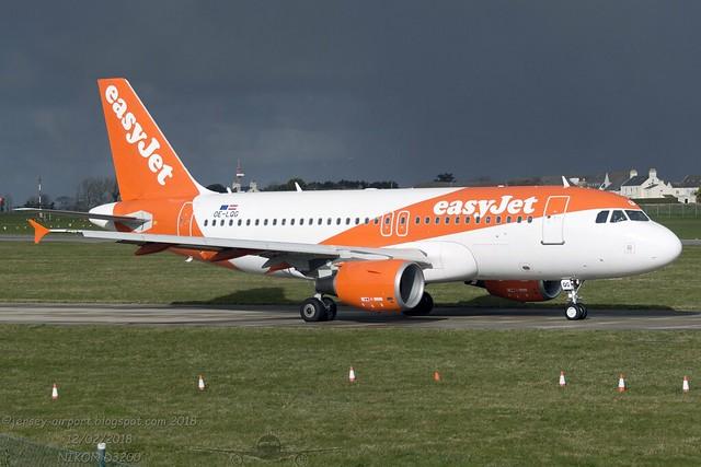 OE-LQG Airbus A319-111