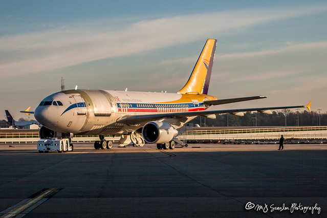 N813FD FedEx | Airbus A310-324(F) | Memphis International Airport