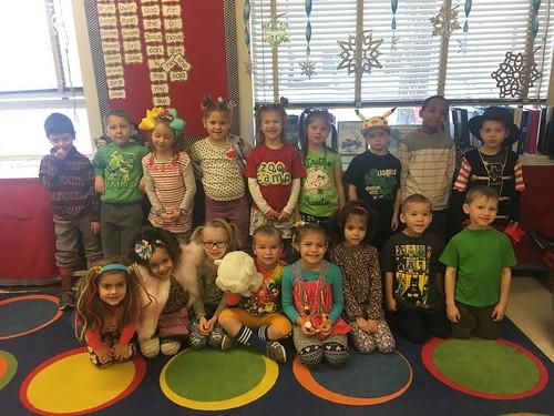 Kindergarten at HCLS