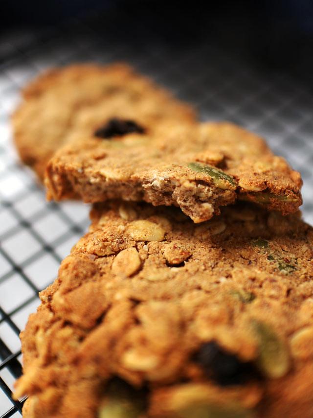 全素豆渣燕麥餅乾 vegan-okara-oatmeal-cookies (7)