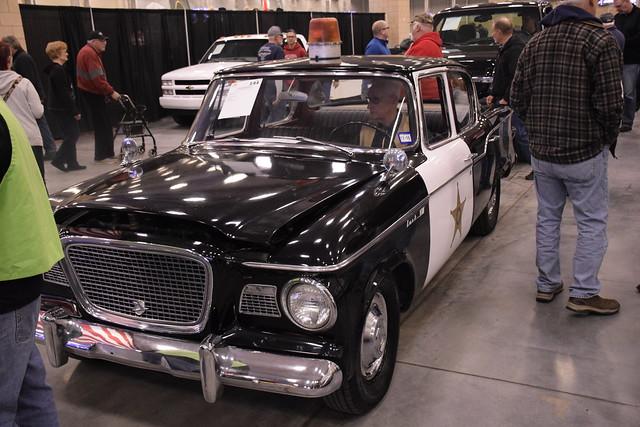 1960 Studebaker Lark Police Car