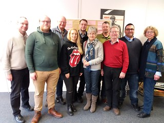 Seminar SPD Harburg-Süd Februar 2018