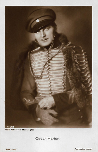 Oscar Marion in Waterloo (1929)