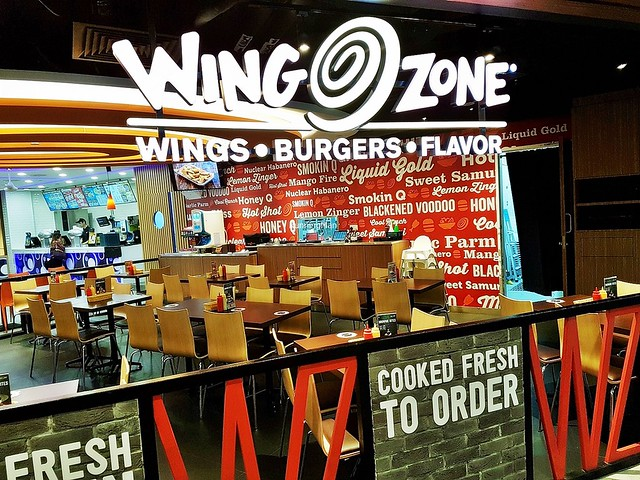 Wing Zone Facade