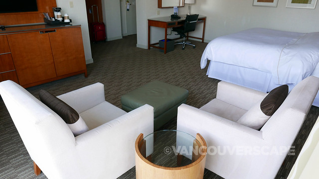 Westin Bayshore Hotel King Room
