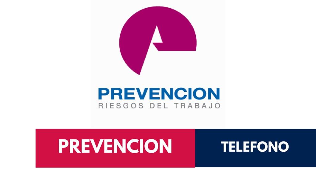 telefono Prevencion ART