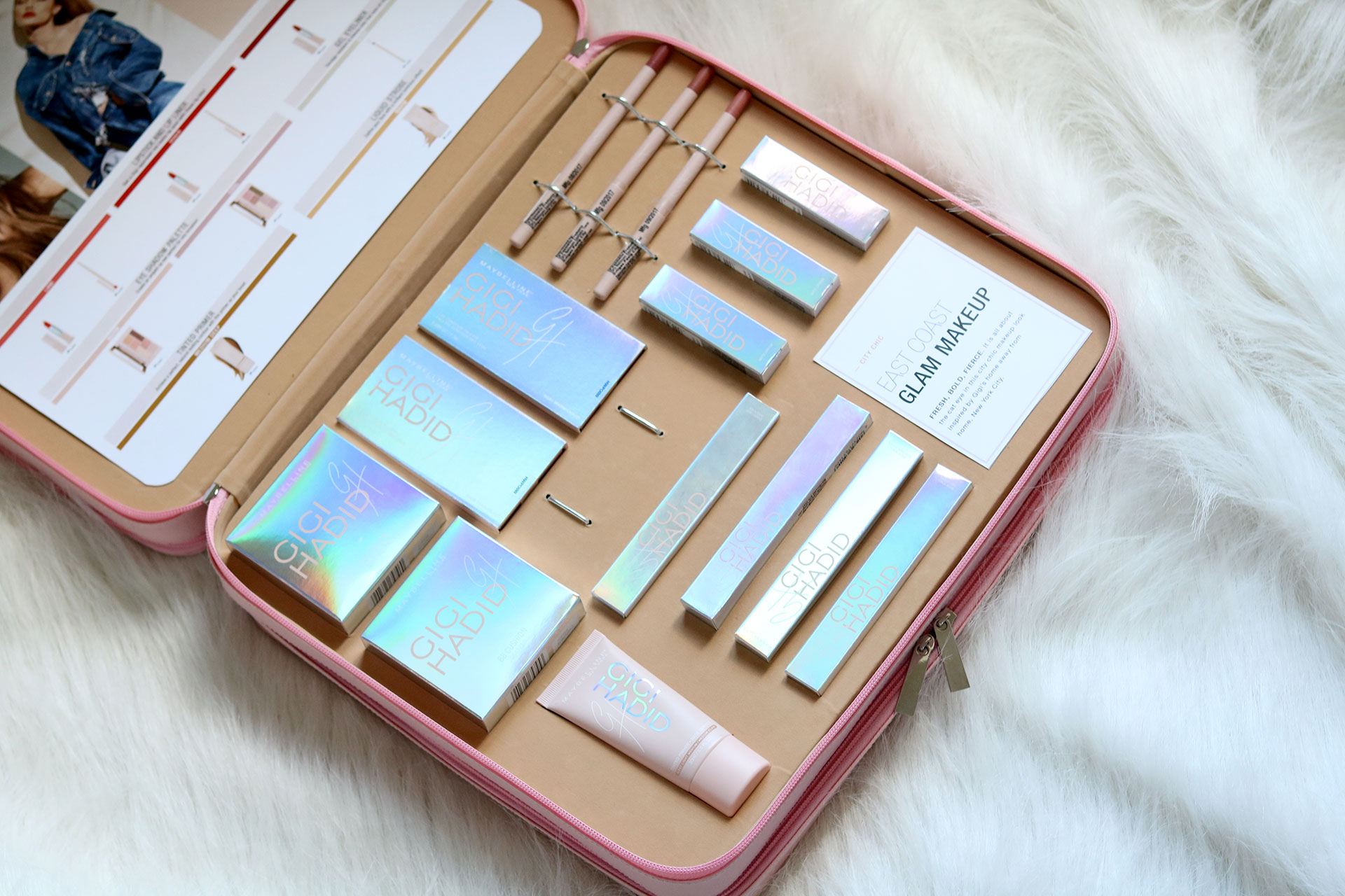 3 Gigi Hadid Maybelline Collection Review Swatches Photos - Gen-zel She Sings Beauty