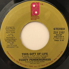 TEDDY PENDERGRASS:CAN WE TRY(LABEL SIDE-B)