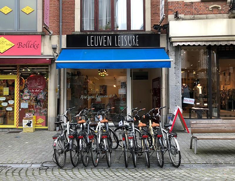 Leuven leisure tiensestraat 5