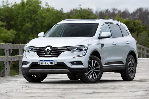 Nueva Renault Koleos Argentina