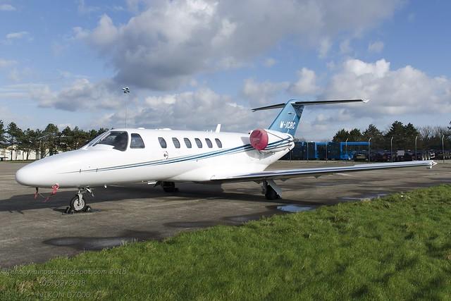 M-ICRC Cessna 525A CitationJet CJ2+