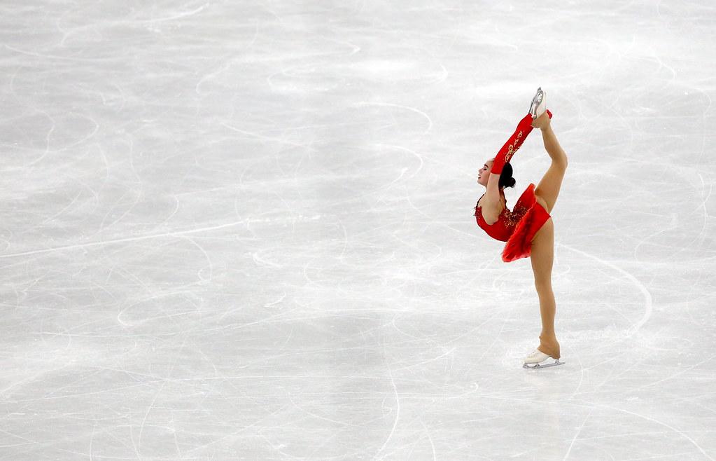 Alina ZAGITOVA (Russia) Gold, Ladies Single Skating Free Skating