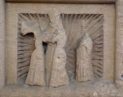 seven sacrament font: Matrimony