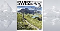 SWISSmag č. 14 - jaro/léto 2016.