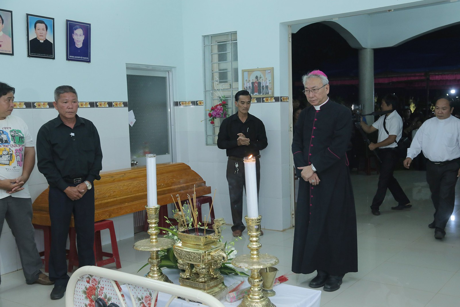 Cầu nguyện cho linh hồn Cha Giuse Đặng Đình An, Cha qua đời vì tai nạn giao thông - Ảnh minh hoạ 12